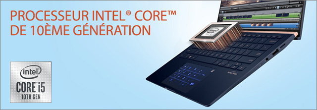 Processeur Intel Core i5 10th