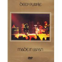Capitol Records - Deep Purple - Made in Japan Dvd
