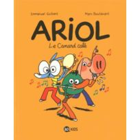 Bd Kids - Ariol tome 13 ; le canard calé