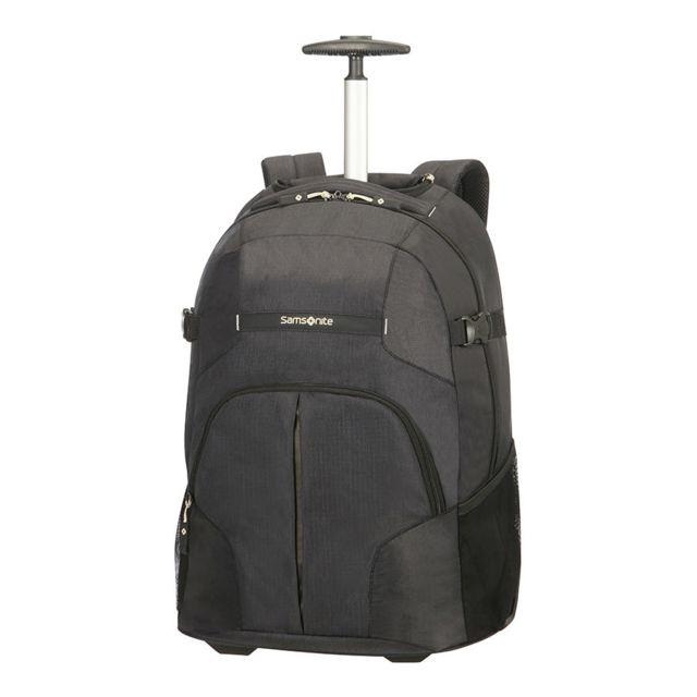 d3dcd77f2693 Samsonite - Sac à dos à roulettes Rewind - pas cher Achat   Vente Cartables,  sacs à dos primaire - RueDuCommerce