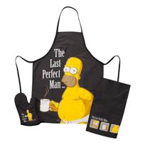 United Labels - Set Barbecue Homer Simpson