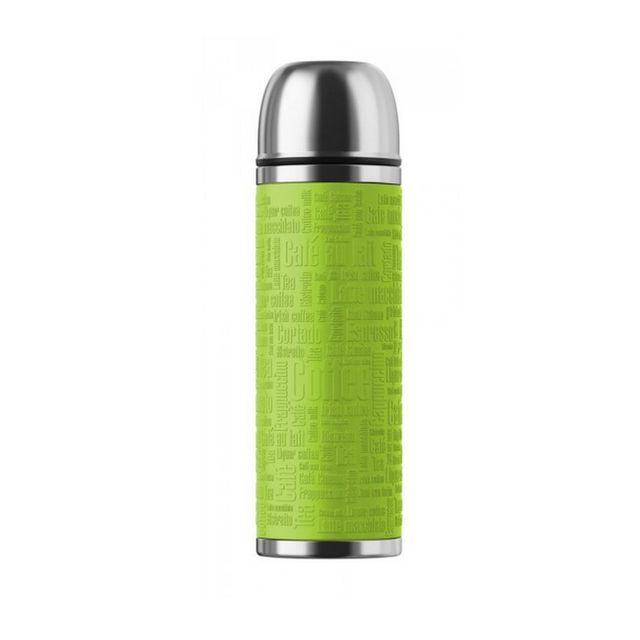 EMSA bouteille isotherme inox 1l vert lime - 516869