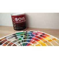 Icopeint - Peinture Glycéro Satin - Deco Bois - Violet pastel - Ral 4009 - 1L