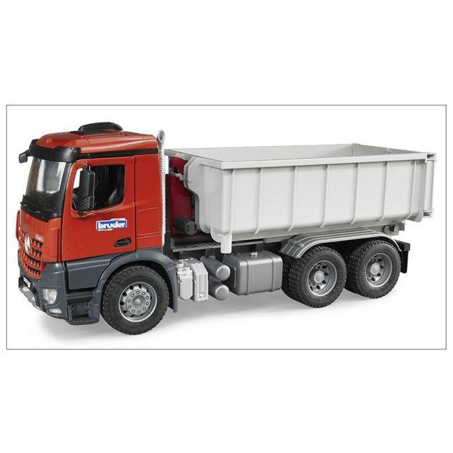 Bruder 03622 Camion Mb Arocs avec benne amovible