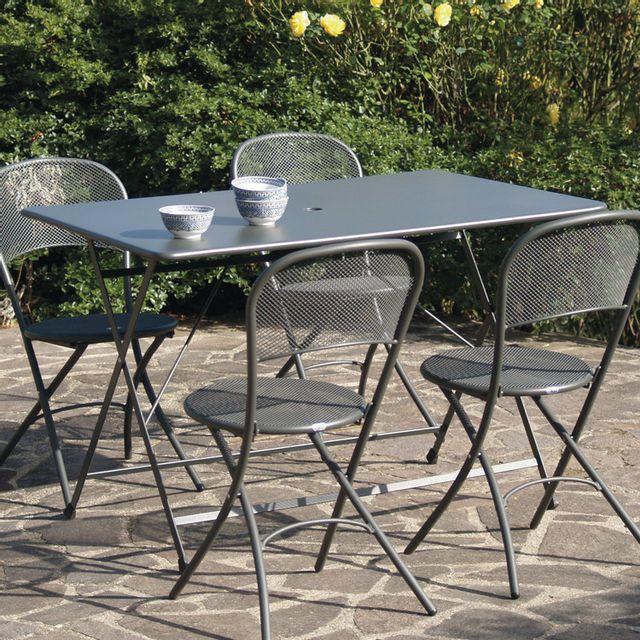 Tables jardin métal - Mobilier de Jardin - Page N° 186