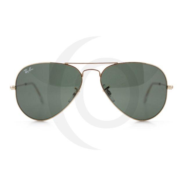 Ray-Ban - Ray Ban Aviator 3025 W3234 - Lunettes de soleil mixte