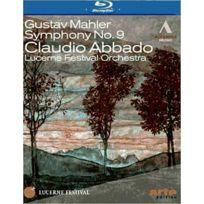 Accentus Music - Gustav Mahler - Symphonie no. 9 Blu-ray