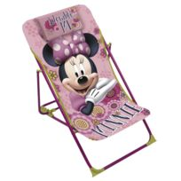 Arditex - Chilienne pliant Minnie Mouse Disney