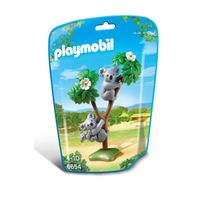 PLAYMOBIL - CITY LIFE - Famille de koalas