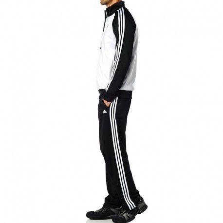 Adidas originals Survêtement Ts Riberio Blanc Entrainement