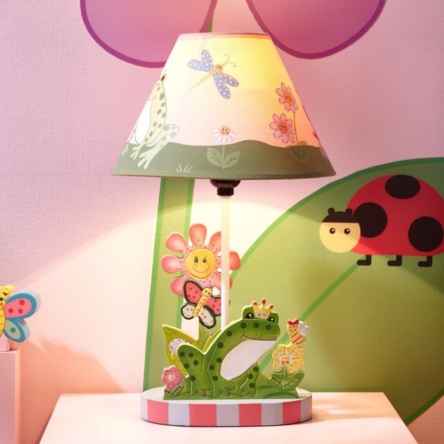 Fantasy Fields Lampe Enfant Magic Garden Pour Chevet Commode