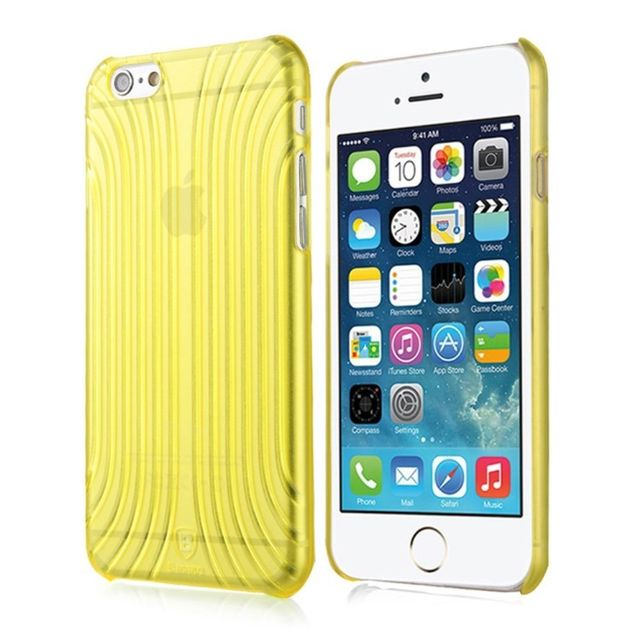 coque jaune iphone 6
