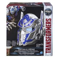 HASBRO - CASQUE ELECTRONIQUE OPTIMUS PRIME - C0878EU40