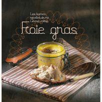 Editions Saep - livre de recettes - foie gras