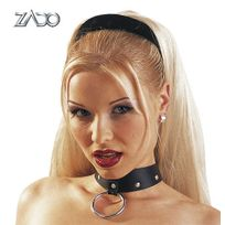 Zado Collection - Collier A Boucle Cuir