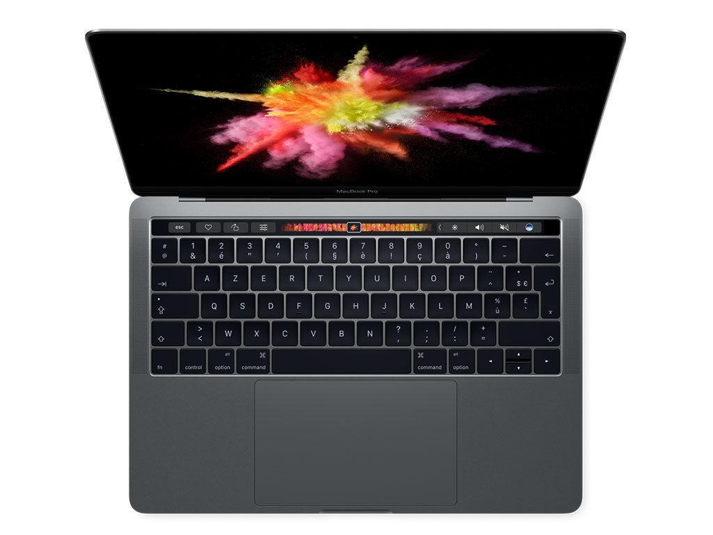 MacBook Pro 13 Touch Bar - 256 Go - MPXV2FN/A - Gris sidéral