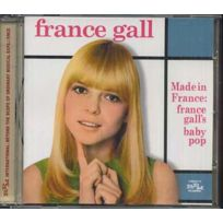 - France Gall - Made in France : France Gall's baby pop Boitier cristal