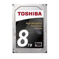 TOSHIBA - Disque dur 3.5 N300 4 To 7200rpm 128 Mo Bulk