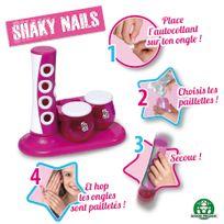 VERY BELLA - 100% NAIL - Coffret Onglerie Shaky Nail - 8486