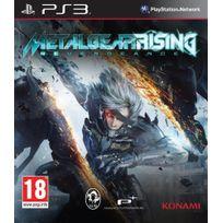 Konami - Metal Gear Rising : Revengeance - Ps3