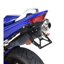 Barracuda - Support de plaque + Pdr Honda 600 Hornet 03-06