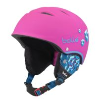 BollÉ - Casque De Ski/snow Bollé B-free Soft Neon Pink Blocks 53-57