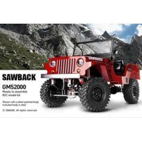 FTX - GMADE 1/10 GS01 SAWBACK 4WD SCALE CRAWLER KIT