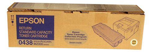 Epson Toner imprimante laser noir S050438 - C13S050438