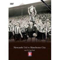 Ilc Media Productions - 1955 Fa Cup Final - Newcastle United V Manchester City IMPORT Anglais, IMPORT Dvd - Edition simple