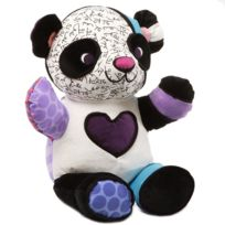 Brit - Grande peluche Panda Pop Plush By Britto