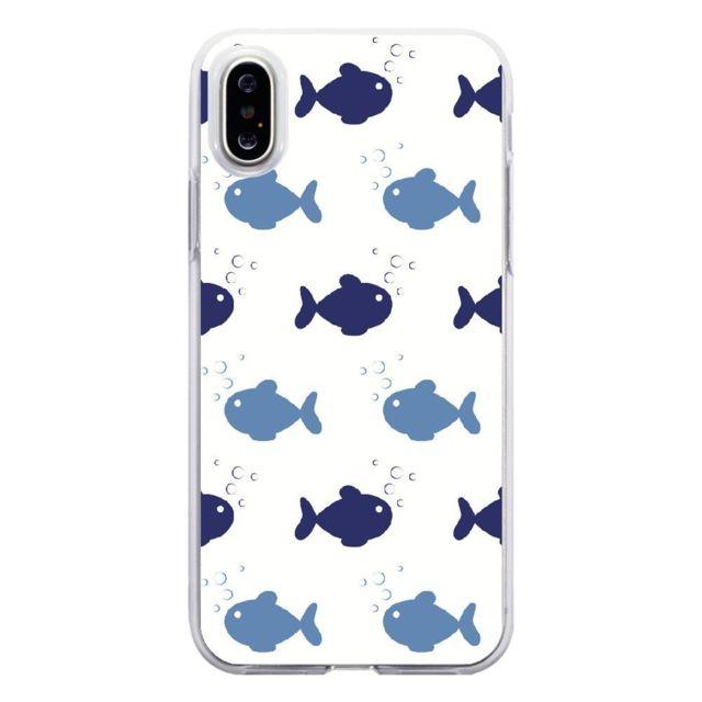 coque iphone x marin