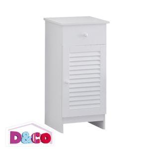 meuble de rangement de salle de bain avec tiroir 1 Résultat Supérieur 15 Nouveau Petit Meuble Salle De Bain Blanc Pic 2017 Kgit4