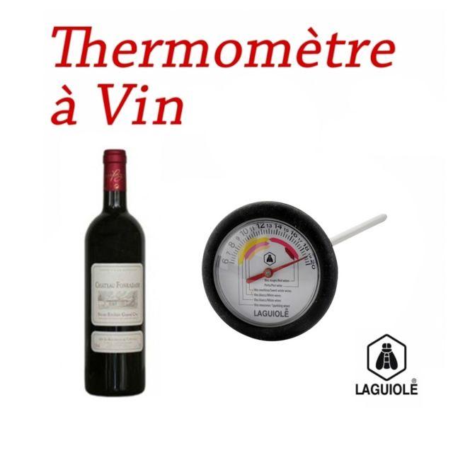 Laguiole Thermometre a vin