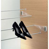 Servetto - Porte-chaussure Reglable - Finition:Noir - Prof. mm: - Haut. mm