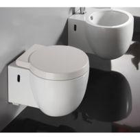 wc suspendu design - Achat wc suspendu design pas cher - Rue du Commerce 92642c55b661