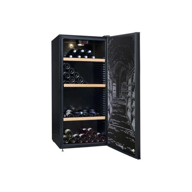 climadiff cave vin de vieillissement clpp150 pas cher achat vente cave vin rueducommerce. Black Bedroom Furniture Sets. Home Design Ideas
