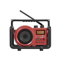 Radio de chantier rechargeable Fm Radio à informations Rds - Toughbox 2