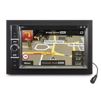 Caliber - Autoradio/VIDEO/GPS Rdn 802BT