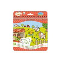 Aladine - Stamp and color - 40015