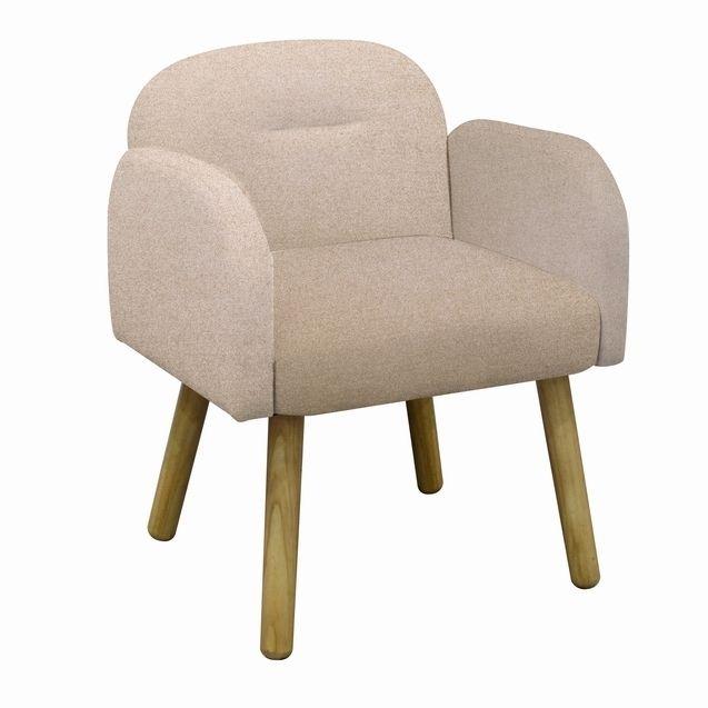 int rieur discount fauteuil design scandinave chataigne hans pas cher achat vente chaises. Black Bedroom Furniture Sets. Home Design Ideas