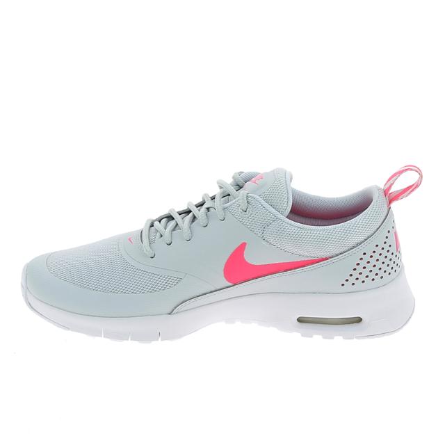 Nike Air Max Thea Jr Blanc Rose pas cher Achat Vente