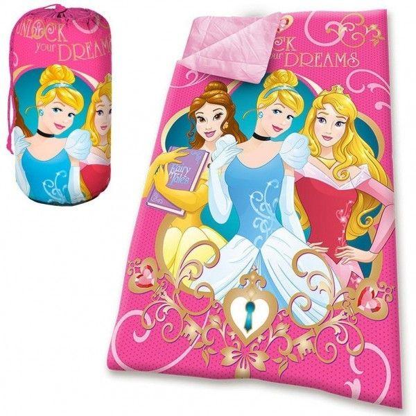0 Disney Sac De Couchage Princess: : Jardin