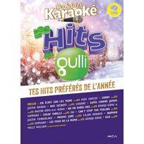 - Enfant - Les hits Gulli - Tes hits préférés de l'année en Karaoké Dvd