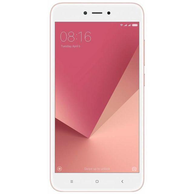 Xiaomi Redmi Note 5A - Double Sim - 16Go, 2Go Ram - Rose