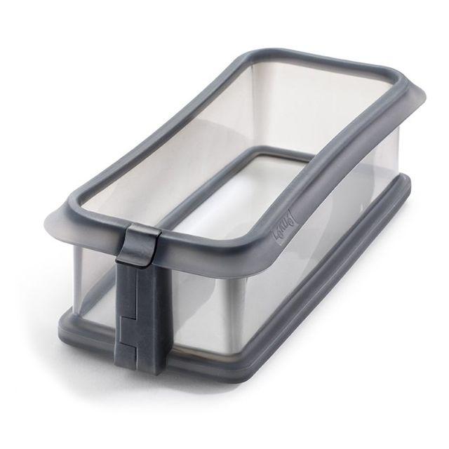 LEKUE moule à cake 24cm démontable silicone - 2412324n06m017