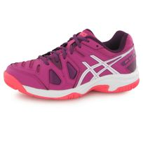 Asics - Gel Game 5 rose, chaussures indoor enfant