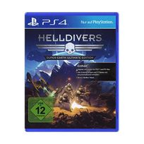 Ak Tronic - Helldivers Super-Earth Ultimate Edition import allemand