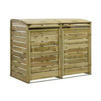 range poubelle exterieur. Black Bedroom Furniture Sets. Home Design Ideas
