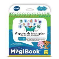 VTECH - MagiBook - J'apprends à compter avec Rex, Bella et leurs amis - 481105