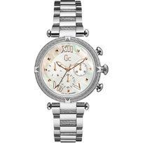 Gc - Montre Y16001L1 - Montre Quartz Chronographe Femme